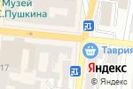 Схема проезда до компании MarZipan в Одессе