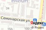 Схема проезда до компании Зенит в Одессе