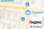 Схема проезда до компании Студия Гольман в Одессе
