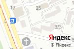 Схема проезда до компании Турецкий дворик в Одессе