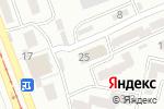 Схема проезда до компании EastWay в Одессе