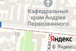 Схема проезда до компании Овидиопольские колбасы в Одессе