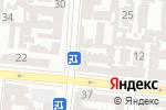 Схема проезда до компании Профи Групп ЛТД в Одессе