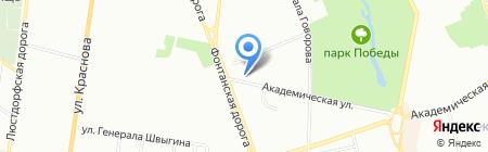 Климат-Т на карте Одессы