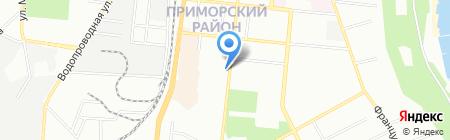 Lunas на карте Одессы