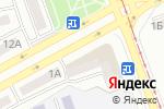 Схема проезда до компании Цветочный маркет в Одессе