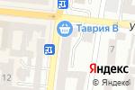 Схема проезда до компании Travel-Consult в Одессе