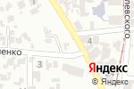 Схема проезда до компании У Фонтана в Одессе