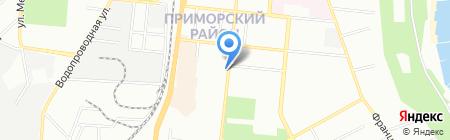 StarPizzaCafe на карте Одессы