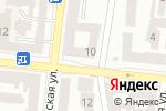 Схема проезда до компании Marine Voyage в Одессе
