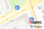 Схема проезда до компании Brain в Одессе