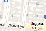 Схема проезда до компании Живая Книга в Одессе