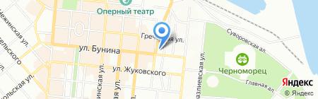 Банкомат OTP Bank на карте Одессы