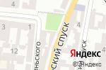 Схема проезда до компании SLIM STORE в Одессе