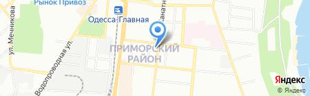 Forever на карте Одессы