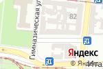 Схема проезда до компании Системные Технологии в Одессе