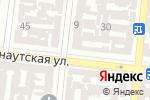 Схема проезда до компании Маэстро в Одессе