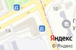 Схема проезда до компании ProStor в Одессе