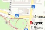 Схема проезда до компании Европейский выбор в Одессе