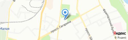 Банкирский дом на карте Одессы