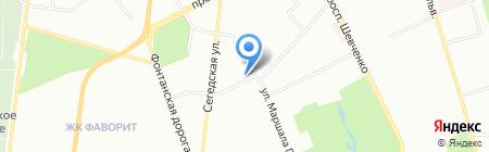 Мікродата ТОВ на карте Одессы
