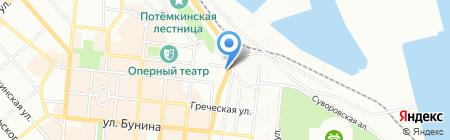 Itis Gallery на карте Одессы