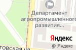Схема проезда до компании Экспертная компания в Одессе