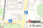 Схема проезда до компании Lounge-Cafe в Одессе