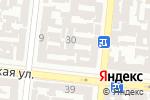 Схема проезда до компании Статус в Одессе