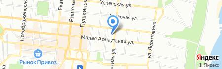 ETStamp на карте Одессы