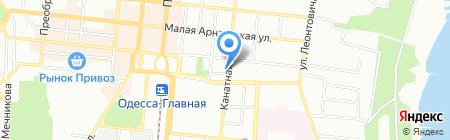 Рамы для картин на карте Одессы