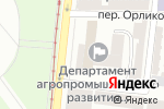 Схема проезда до компании USB.ua в Одессе
