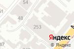 Схема проезда до компании Черноморские краски в Одессе