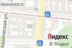 Схема проезда до компании Винний погрібок в Одессе
