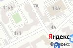 Схема проезда до компании Shimano в Одессе