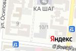 Схема проезда до компании Весь Наш Бизнес, ЧП в Одессе