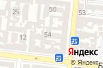 Схема проезда до компании Санеко Плюс в Одессе