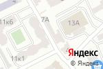 Схема проезда до компании Стінол в Одессе