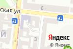 Схема проезда до компании Общественная приемная народного депутата Украины Скорика Н.Л. в Одессе
