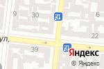 Схема проезда до компании Компьютер-сервис в Одессе