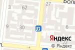 Схема проезда до компании Elite Translate в Одессе