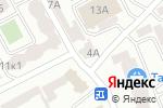 Схема проезда до компании Будматеріали в Одессе