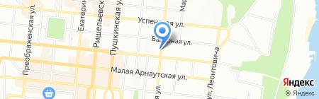Санеко Плюс на карте Одессы