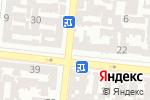 Схема проезда до компании GoEat в Одессе