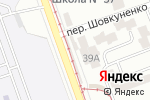 Схема проезда до компании ModaMia в Одессе