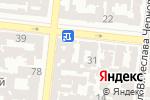 Схема проезда до компании Магазин строительных и отделочных материалов в Одессе