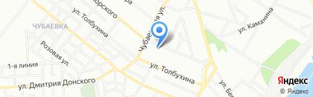 Одесская специальная общеобразовательная школа-интернат №7 I-II ступеней на карте Одессы