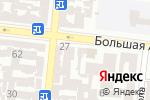 Схема проезда до компании Магазин развивающих товаров и книг в Одессе
