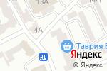 Схема проезда до компании Print Soft в Одессе