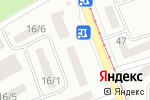 Схема проезда до компании XOT travel в Одессе